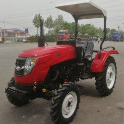 Fabricado en China 35 CV Maquinaria agrícola tractores 4WD