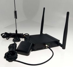Router Wi-Fi Metal 4G con funzione GPS