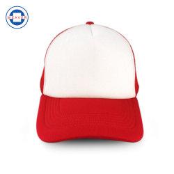 Kundenspezifische Ineinander greifen-Hysterese bedeckt Ineinander greifen-Fernlastfahrer-Schutzkappen-Sommer-Hüte mit einer Kappe