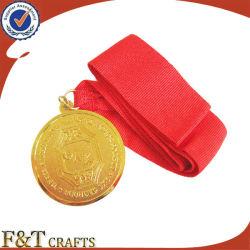Medalhas de metal personalizada Medalha de fundição do esmalte de loja Coin
