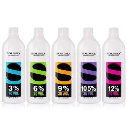工場価格の毛のオキシダントの過酸化物の開発者のクリーム1000ml (3%、6%、9%、12%)