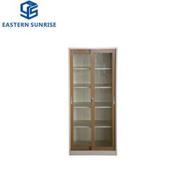 Bureau de l'acier vertical avec des tiroirs de fichier Portes armoire de stockage