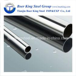 La norma ASTM ASME DIN UNS S31803 2205 2507 Seamless/soldado Tubo de acero inoxidable
