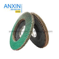 Disco della falda con il disco abrasivo materiale di Zirconia