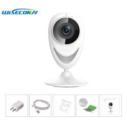 """Объектив """"рыбий глаз"""" Беспроводная мини-Survelance Smart WiFi камера наблюдения за ребенком"""