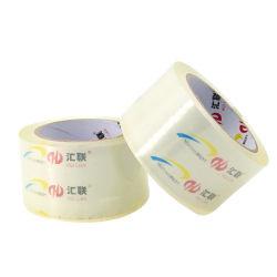 Custom печать четких BOPP клей упаковочную ленту для уплотнения коробки