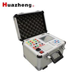 Hzc-3980 Système d'alimentation IEC62771 Digital disjoncteur haute tension Analyzer