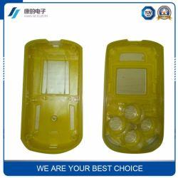 ABS+TPE plastic Shell voor Mobiele Telefoon/de Afstandsbediening van TV
