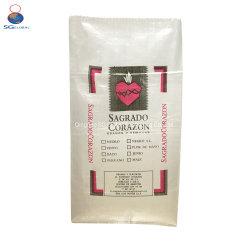 SGS 세륨 FDA 중국 공장 공급자 포장 수수 밥 음식 비료 씨 공급 투명한 PP에 의하여 길쌈되는 부대
