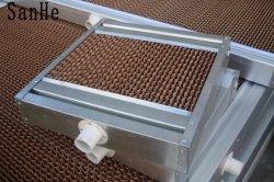 El mayor fabricante de pared de la almohadilla de refrigeración por evaporación en la alta eficiencia