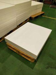 100% geformtes reines Teflonblatt gespaltetes Vigin PTFE weißes PTFE Blatt des Blatt-