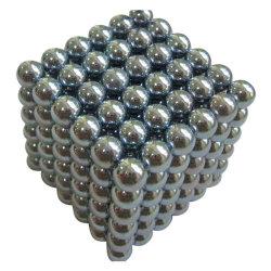شكل الكرة مغناطيس أرضي نادر قوي لتدريس نموذج لعبة