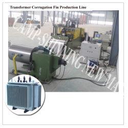 Гофрированное трансформатора бак машины/стены из гофрированного картона формовочная машина/трансформатора масляного бака машины принятия решений