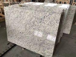 Baldosas de piedra natural brasileño Giallo Sf verdadero granito blanco gran flor para revestimiento de suelos Revestimiento de pared exterior