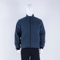 Verwarmde jas OEM Custom Logo Black Waterproof warme winterkap Outdoor Puffer Dames Coat Smart Heat Jacket voor heren