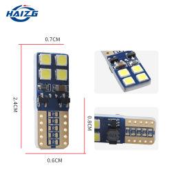 하이그 T10 W5W LED 파크 라이트 인테리어 라이트 슈퍼 화이트 6000K CANbus 오류 없음