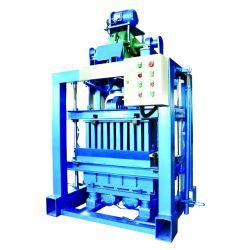 Semiautomáticos Máquinas de fabrico de tijolos de barro Oco com boa linha de produção
