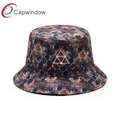 [كبويندوو] جديدة نمط قطر [فيشر] دلو قبعة مع تطريز (15094)