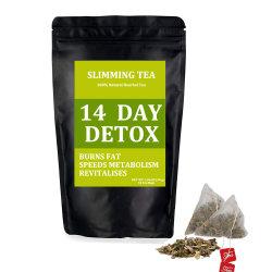 100% натуральные 14 дней очищения похудение чай