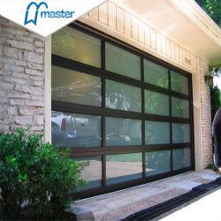 Garage di vetro di alluminio Doors&#160 del comitato del rullo di vetro del plexiglass della Camera di carrello;
