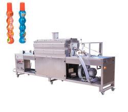 ملصق جلبة نفق البخار الحرارية EPK-2A ملصق تغليف آلة PVC فيلم PET OPS مع مجفف