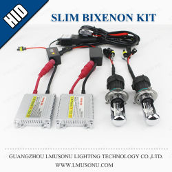 1063 Slim Luces Bixon HID Kit H4 AC 35W