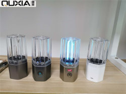 Usb-aufladenfühler-UVC Lampe Minin Ozon-UVlicht für Auto 3W