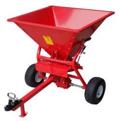 농업 트랙터에 의하여 끌리는 ATV 두엄 비료 스프레더