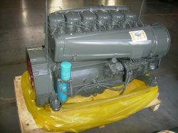 La horizontal de 4 tiempos refrigerado por aire del motor Diesel