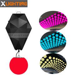 Iluminação de luzes Kinet Novedades DMX Fonte de ponto de pixel