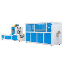 플라스틱 물 HDPE PE PPR UPVC CPVC PVC 파이프 호스 튜브 골지형 파이프 압출 생산 라인