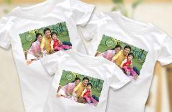 (Formato A4, A3/ISO9001, ISO14001, FSC del fornitore/dell'OEM) 150GSM Light Color T-Shirt Heat Transfer Photo Paper per Cotton Fabric