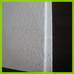 Les carreaux de plafond en fibre minérale (sandy & tegular)