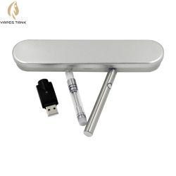 Alta Qualidade Embalagem Cdb estanho metálico para Vape Embalagem das canetas casos