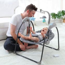 Diseño personalizado de lujo en el bebé columpio Bouncer, Cobabies Baby Rocker con juguetes