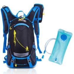 Saco de água exteriores andar correr água da bexiga mochilas Camping escalada à prova de desportos aquáticos mochila de hidratação para o homem mulheres