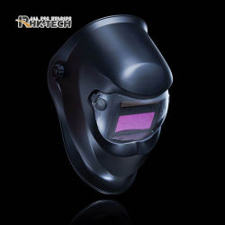 비열 전문 MIG TIG 자동 Darking 용접 DIN9 헬멧