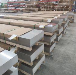 2b fresa de acabamento de extremidade laminada a frio 316 aço inoxidável 316L Placa de 3 mm a 100 mm