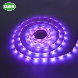 5m RGB Music WiFi Flexible LED Smart Strip Light LED Christmas Ribbon Tape Light
