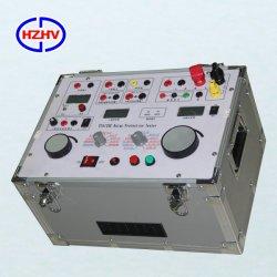 Micro relais Testeur de protection secondaire de jeu de test par injection de courant