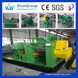 Reifenrecycling Verarbeitungsmaschine / Gummi Granulieranlage / Gummi Recycling Maschine