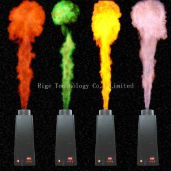 Efeito de palco cores DMX Máquina chama de fogo