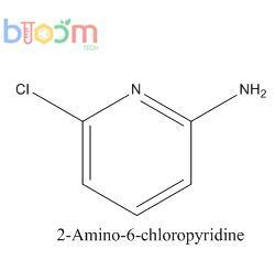 Blüten-Technologie-chemisches Reagens 2-Amino-6-Chloropyridine CAS 45644-21-1