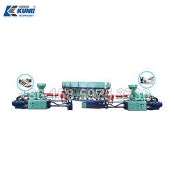 O PVC Automática de Cor duplo diretamente da Máquina de Moldagem por Injeção