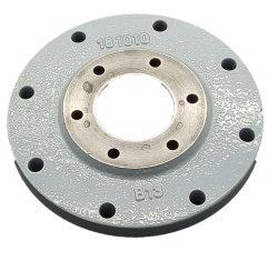 산업용 밸브 및 펌프 부품/P99HP 플랜지 어댑터 주물 - 탄소/합금/스테인리스 스틸 - 투자/손실된 왁스 - ISO 9001/IATF 16949