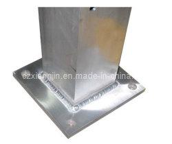 Acero inoxidable aluminio CNC el conjunto de soldadura de latón de cobre