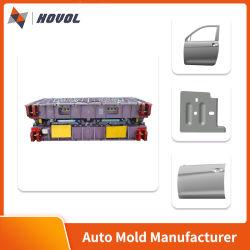 Hovoll RVS Carbide Punch CNC Machining Accessoires die Matrijs Aluminium legering OEM Casting Metal Stamping Precision Auto Car Structure Onderdeel