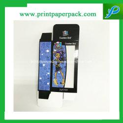 Caixa de papel rígido Embalagem Creme Facial com impressão de logotipo