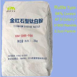 Rutil Typ Titandioxid TiO2 erste Klasse Grade Chemisches Pulver Für Pulverbeschichtung