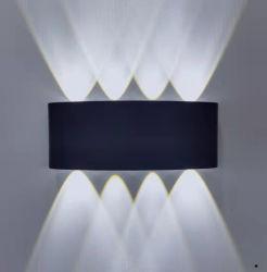 Водонепроницаемая настенная лампа для работы на открытом воздухе из пластика Внешняя стена Балкон водонепроницаемый класс